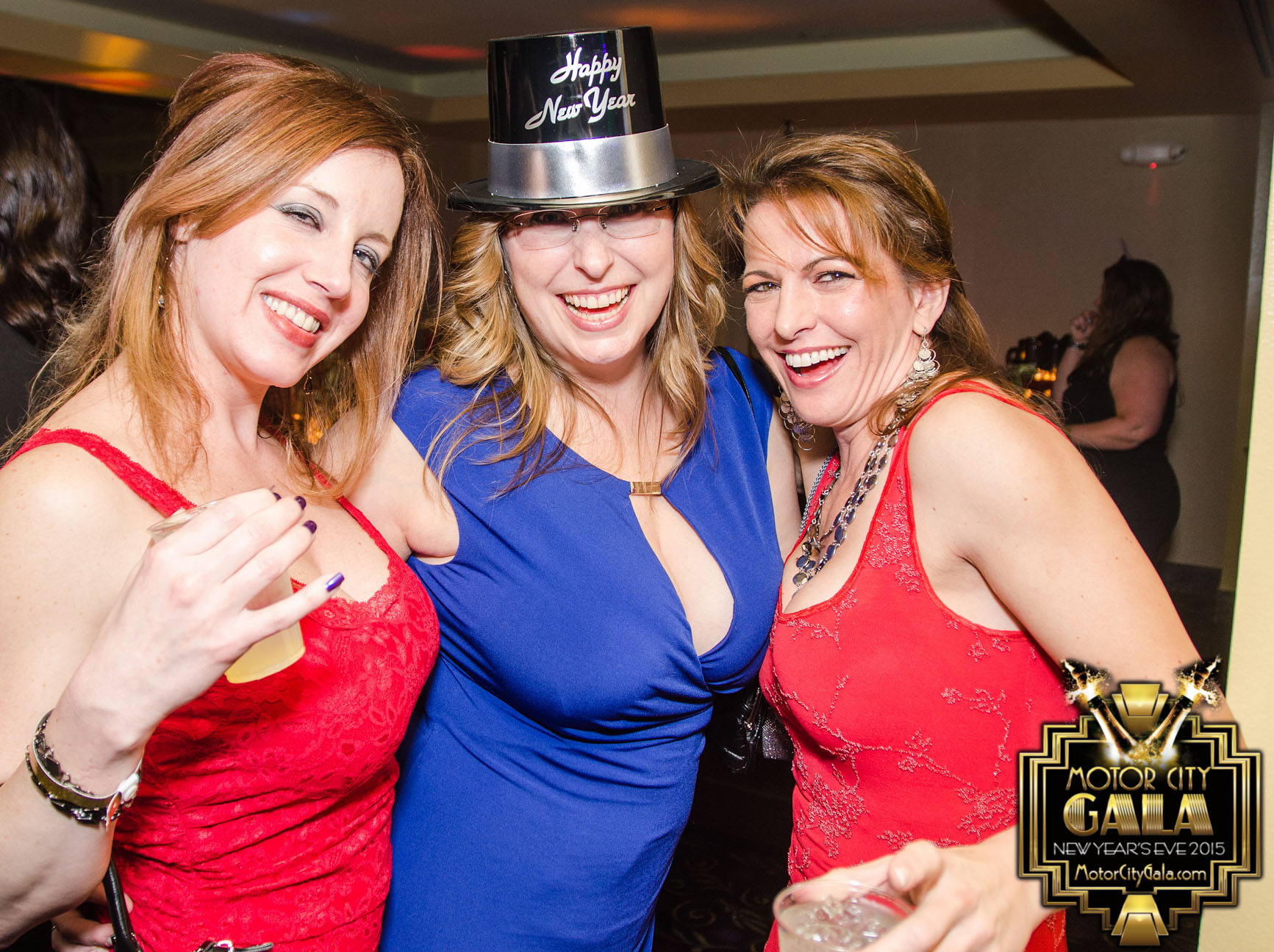 New Year's Eve Detroit at The Motor City Gala   DETROIT'S ...