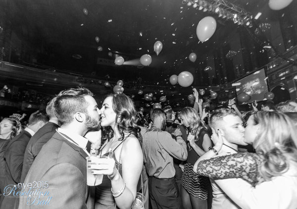 New Year's Eve Detroit Resolution Ball