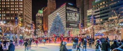 Ring in 2016 at Campus Martius