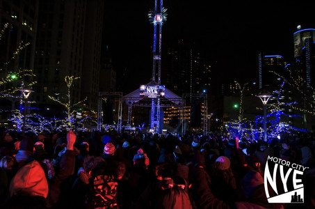 New Year's Eve Free Party